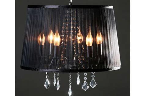 lustre baroque cosy noir lustres suspensions pas cher