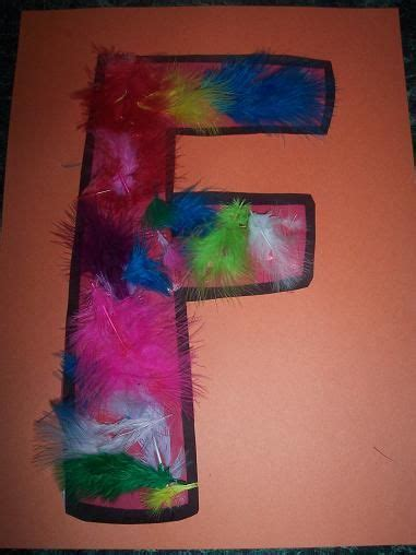 our crafts n things preschool kindergarten letter f 490 | 28374a4dced87c23d5ea21c22220bf82