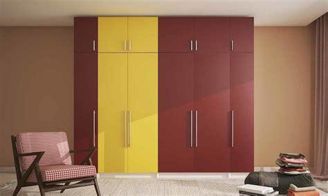 Bedroom Wardrobe Interior Designs At Home Design Concept Ideas