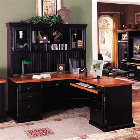 black l shaped office desk home office awesome home office design with corner black l