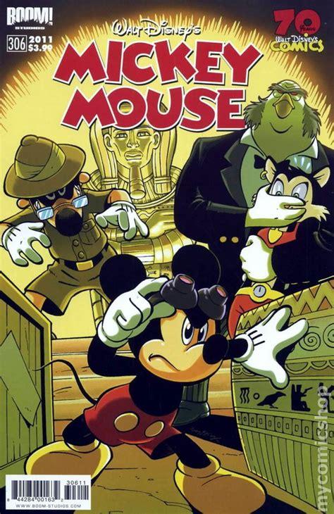 mickey mouse  boom studios comic books