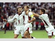 Top 20 World Cup moments Michael Owen's wondergoal – No
