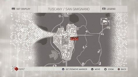 Assassins Creed Ii Walkthrough Tuscany San Gimignano