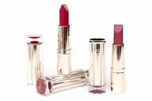 Est U00e9e Lauder Pure Color Love Lipstick Review