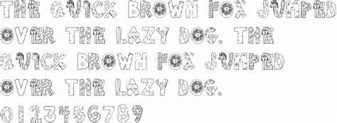 doodle zoo  font