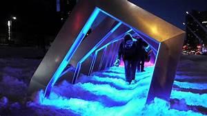 Iceberg  Interactive Installation