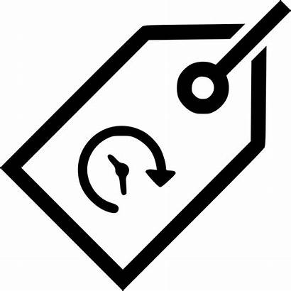 Discount Icon Tag Offer Limited Svg Registration