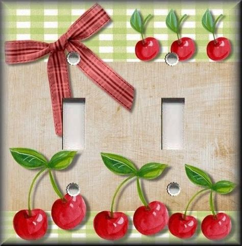 cherries kitchen accessories 17 best ideas about cherry kitchen decor on 2139