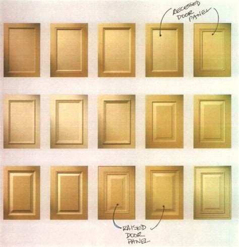 kitchen cabinet door styles how to choose a kitchen cabinet door style the reno projects