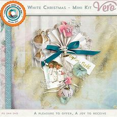 維拉  法國觸摸  ♥ Freebies ♥  Christmas Carol, French, Home Decor