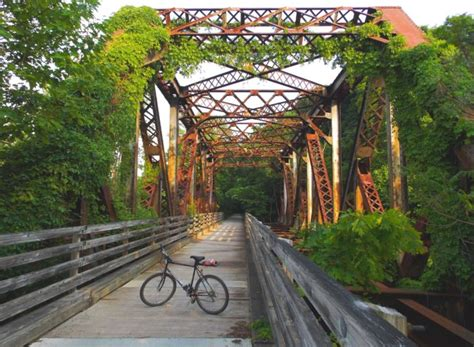 The Great Allegheny Passage Is A Mustvisit Spot In Maryland