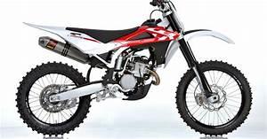 Yamaha 250 4 Stroke Dirt Bike