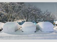 Rekordverdächtiger Wintereinbruch So schön versinkt