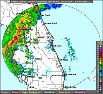 Weather Radar Florida Map Current Melbourne Fl