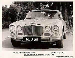 1969 Jaguar Xj6 Tail Lamps