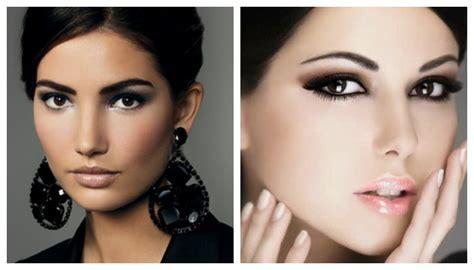 Повседневный макияж для карих глаз 5 секретных лайфхаков