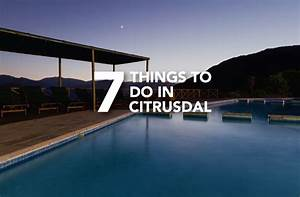 7 Things to do in Citrusdal