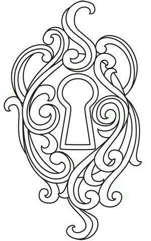 Pin by Novell Irene Cano on Keys   Stencils, Coloring pages, Embroidery designs