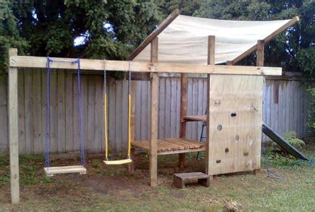 woodwork diy playset plans   plans