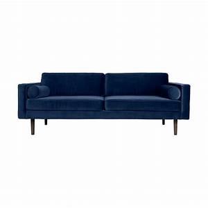 Sofa Samt Blau : broste copenhagen sofa wind samt verschiedene ~ Michelbontemps.com Haus und Dekorationen
