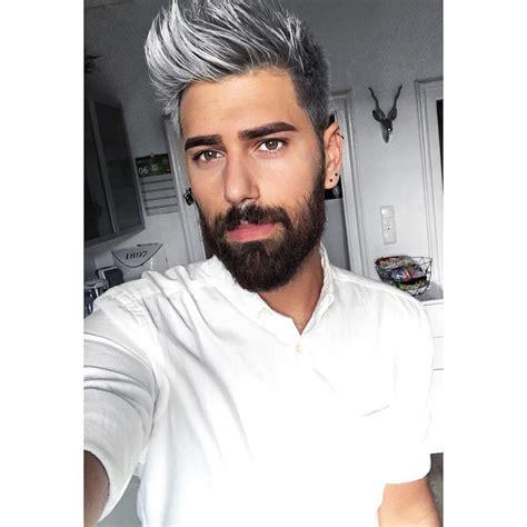 5 Styles Long Stubble Beard Look Book Best Beard