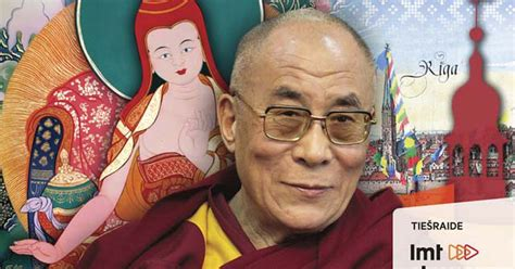 Tiešraide: Dalailamas mācības «Budisma viedums mūsdienu ...