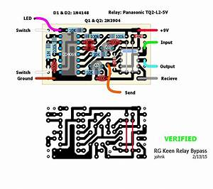 Relay Bypass In Inverse State