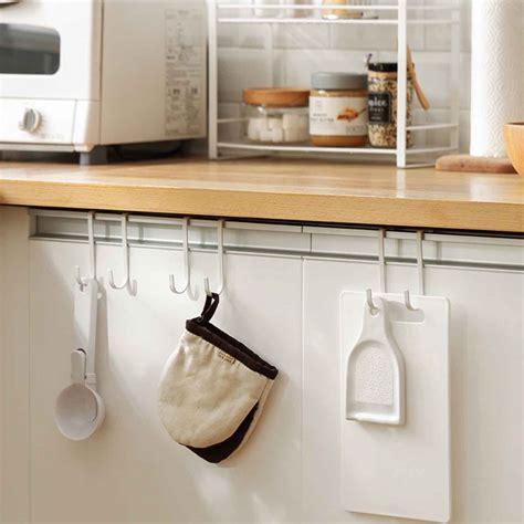 cabinet hanging hooks pc set kitchen bathroom