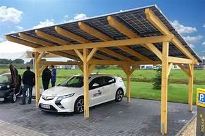 SOL 50 Solar Carport A Multi Talent SEN Solare