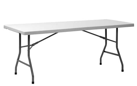 tables pliantes en bois table pliante 180 cm en poly 233 thyl 232 ne haute densit 233