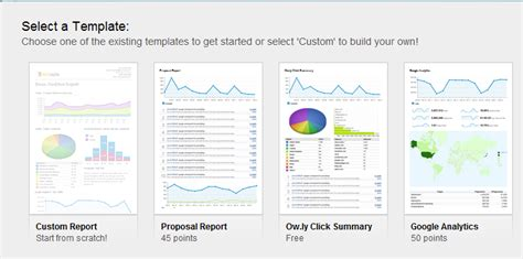 social media report template hootsuite provides users with one click reporting templates