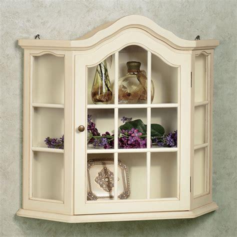 white curio cabinet wall mounted curio cabinet homesfeed
