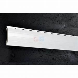 Lame Volet Roulant Alu : lame 42mm aluminium blanc 230cm de long 100 pour 100 volet roulant ~ Melissatoandfro.com Idées de Décoration