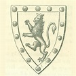 Coat of Richard, King of the Romans, from bis Seal ...
