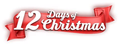 The Signupgenius 12 Days Of Christmas Giveaway