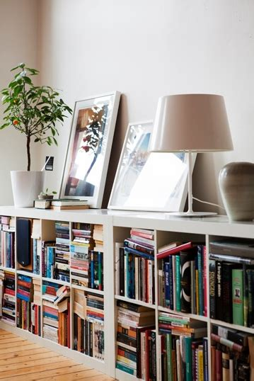 Low Wide Bookshelf by Rosa Beltran Design Thinking About Low Bookshelves