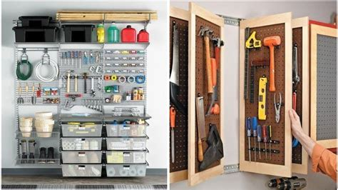 30 Best Garage Storage And Organization Ideas Youtube