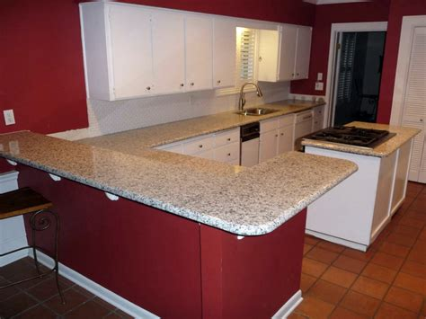 tile countertop kitchen quartz countertops pearl granite installed 2743
