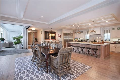 large kitchen dining room ideas large open concept kitchen designs dining room traditional with igf usa
