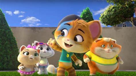 gatti diventa  cartoon  tv le avventure  lampo