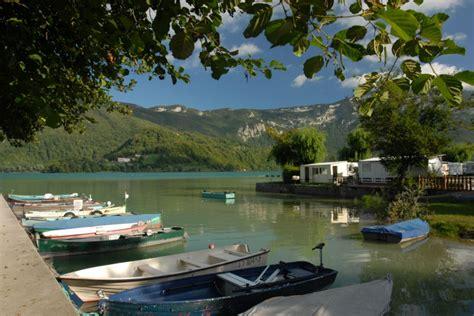 cing de l arbaz au bord du lac d aiguebelette accueil