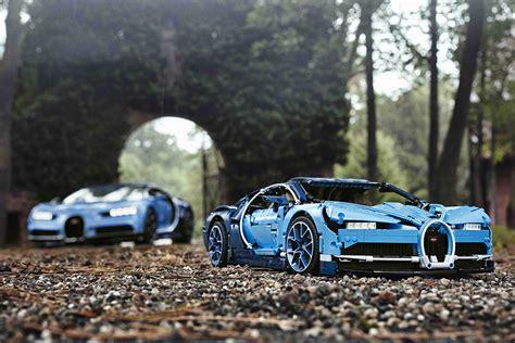 1909 yılında yüksek performanslı otomobiller üretmek için ettore bugatti tarafından fransa'da mulhouse şehrinde kuruldu. Lego Technic Bugatti Chiron: Chiron za 'velike' otroke | City Magazine