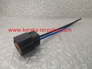 Hyundai Atos Prime Reverse Switch Socket Connector 2 Pin Wire Harness