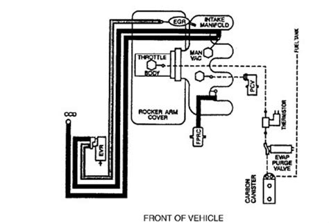 Solved Vaccume Diagram For Ford Ranger With
