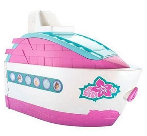 Barbie Ocean Boat by Barbie Fbd82 Dolphin Magic Ocean View Boat Medmind Co Uk