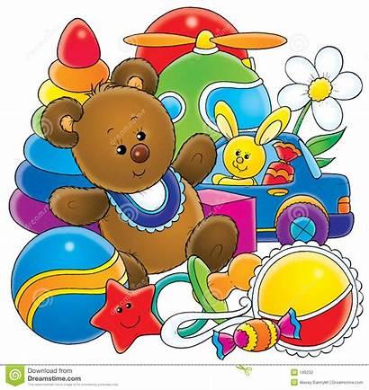 Toys Toy Clipart Clip Children Illustration Cartoon