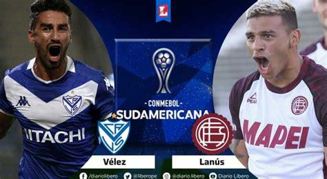 Velez vs Lanus EN VIVO DirecTV Sports y ESPN 2 Hora Canal ...