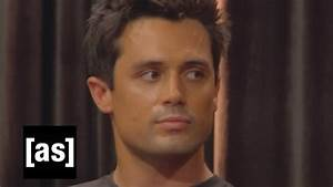 Stephen Colletti Part 1   The Eric Andre Show   Adult Swim ...