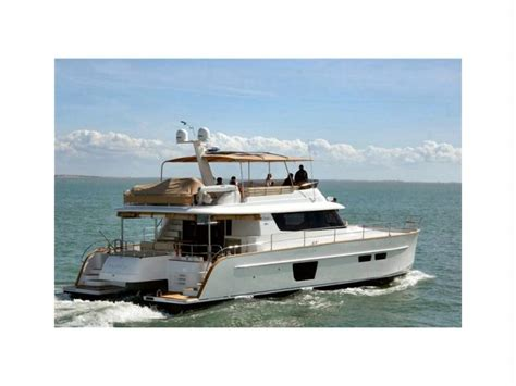 Queensland 55 Power Catamaran For Sale by Fountaine Pajot Queensland 55 In Port La For 234 T Power