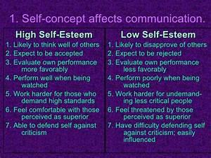 self esteem essay
